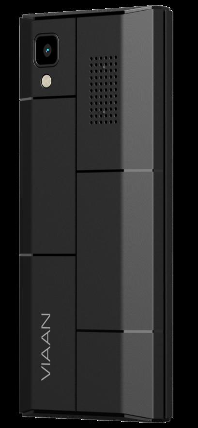 Мобильный телефон VIAAN V181 Black  - 4