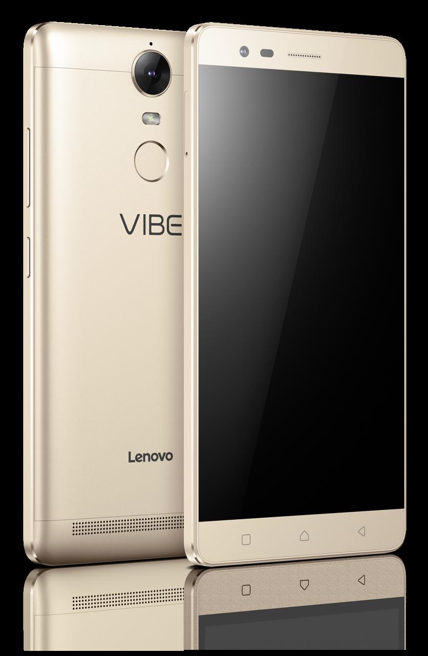 Мобильный телефон Lenovo Vibe K5 Note Pro (A7020A48) Gold - 4