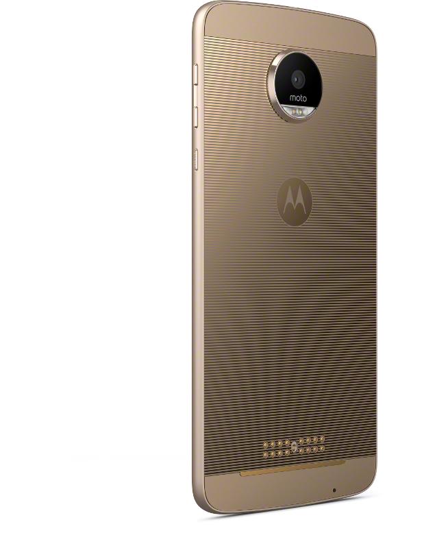 Мобильный телефон Motorola Moto Z Gold - 1