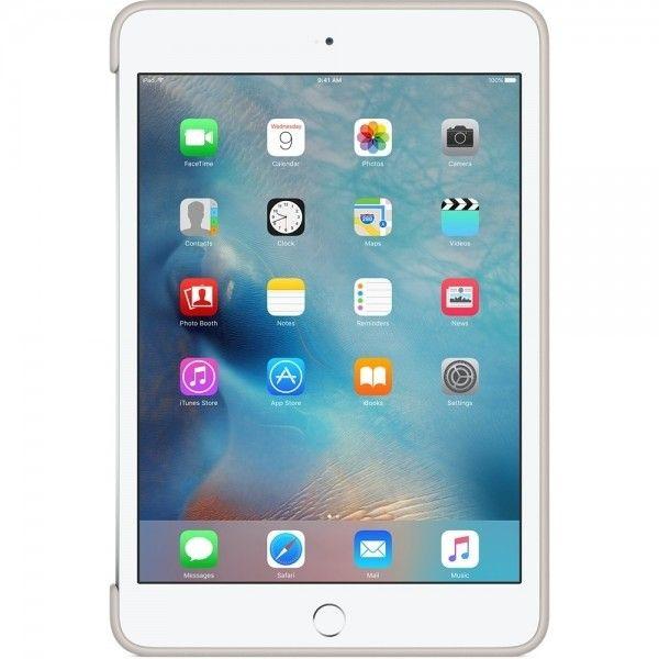 Силиконовый чехол Apple Silicone Case для  iPad mini 4 (MKLP2ZM/A) Stone - 2