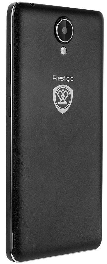 Мобильный телефон Prestigio MultiPhone Grace S5 LTE 5551 Duo Black - 2