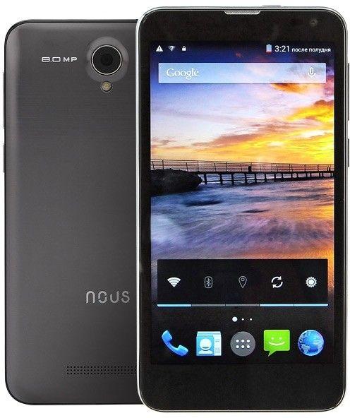 Мобильный телефон Nous NS 5 Grey - 2