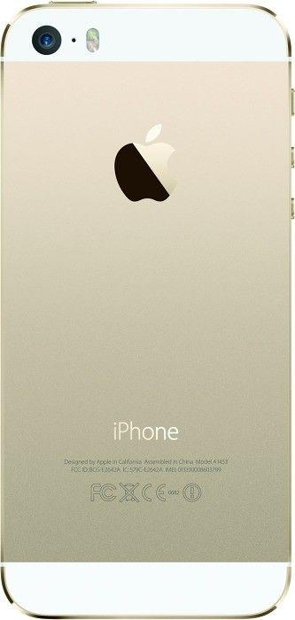 Мобильный телефон Apple iPhone 5S 16GB Gold - 2