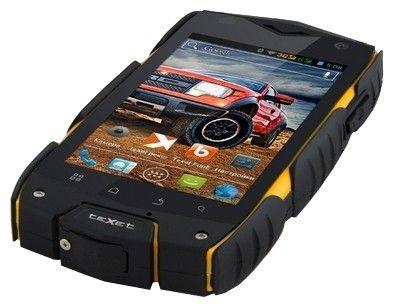 Мобильный телефон teXet X-driver TM-4104R - 3