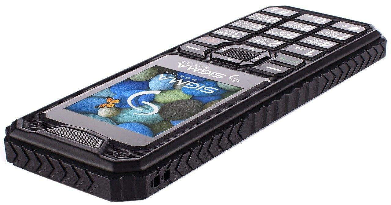 Мобильный телефон Sigma mobile X-style 11 Dragon Black - 3