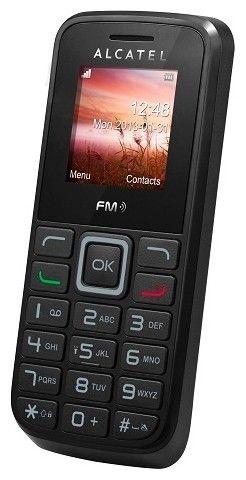 Мобильный телефон Alcatel One Touch 1009X Black - 4