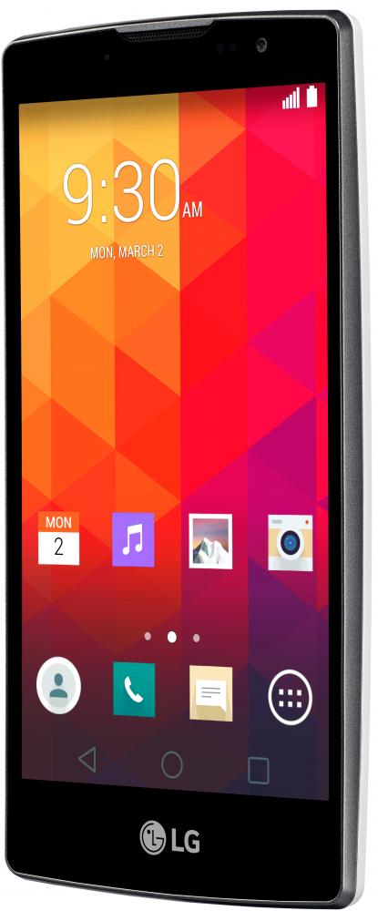Мобильный телефон LG Spirit Y70 H422 White - 3