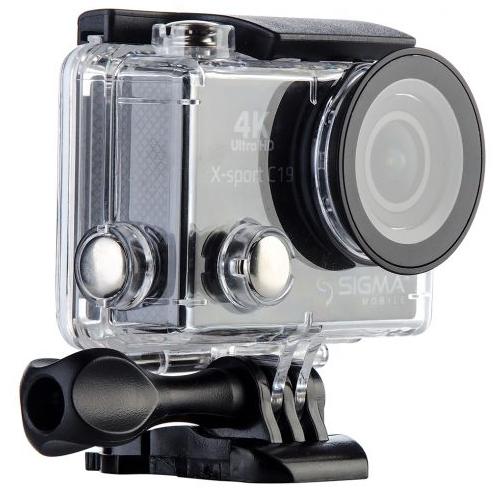 Экшн-камера Sigma X-sport C19 Black - 1