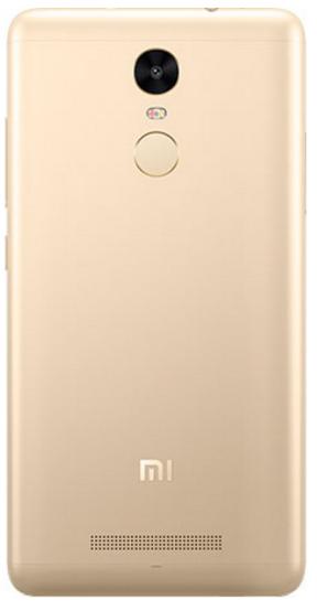 Мобильный телефон Xiaomi Redmi Note 3 32Gb Pro Gold - 1