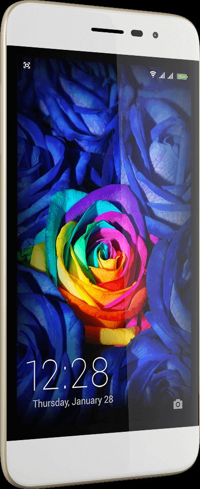 Мобильный телефон Coolpad Torino S Champagne Gold - 4