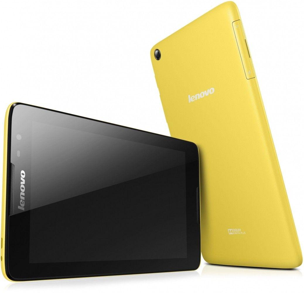 """Планшет Lenovo A5500 8"""" 3G 16GB Yellow (59413869) - 4"""