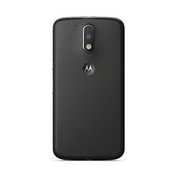 Мобильный телефон Motorola Moto G4 Plus (XT1642) Black - 2