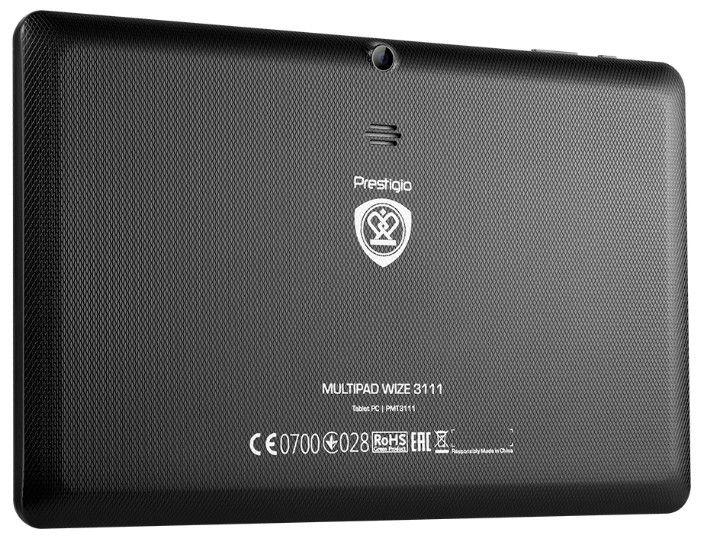 Планшет Prestigio MultiPad Wize 3111 Black (PMT3111_WI_C) - 5