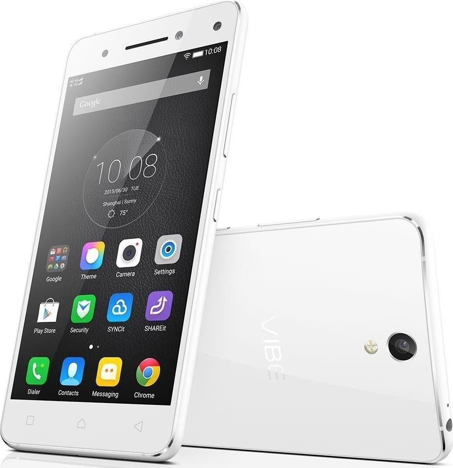 Мобильный телефон Lenovo VIBE S1 White - 1