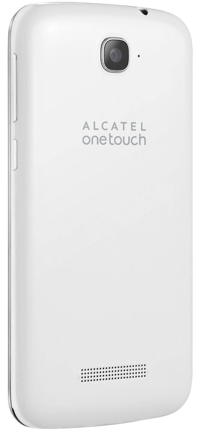 Мобильный телефон Alcatel One Touch 7041D POP C7 Dual Sim White - 2