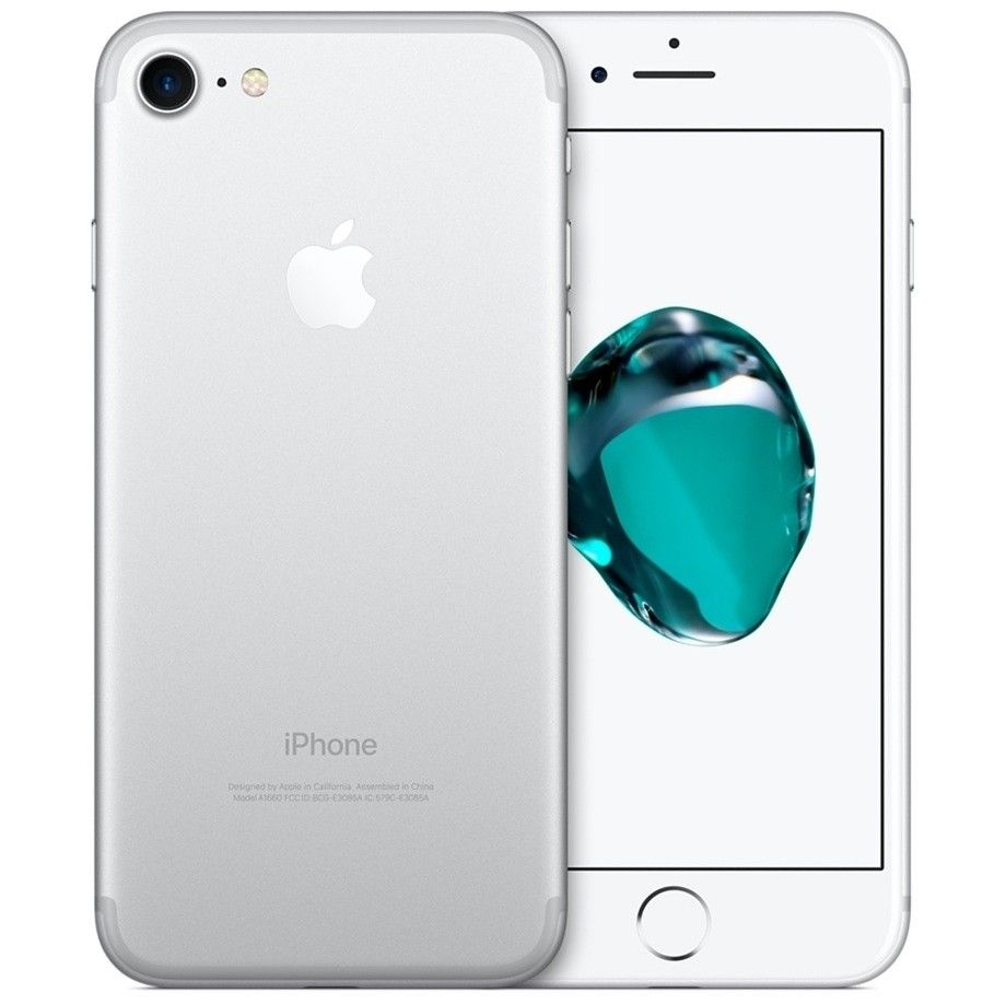 Мобильный телефон Apple iPhone 7 256GB Silver - 3