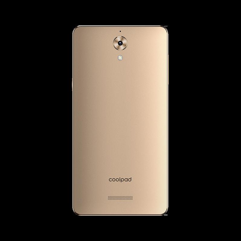 Мобильный телефон Coolpad Modena 2 Gold - 1