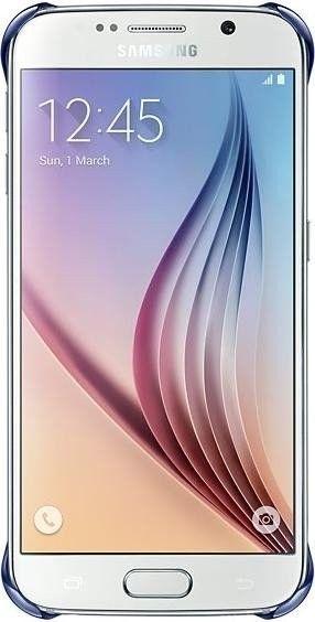 Накладка Samsung Zero для Samsung Galaxy S6 BlueBlack (EF-QG920BBEGRU) - 1