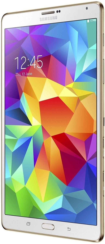 Планшет Samsung Galaxy Tab S 8.4 16GB LTE Dazzling White (SM-T705NZWASEK) - 2