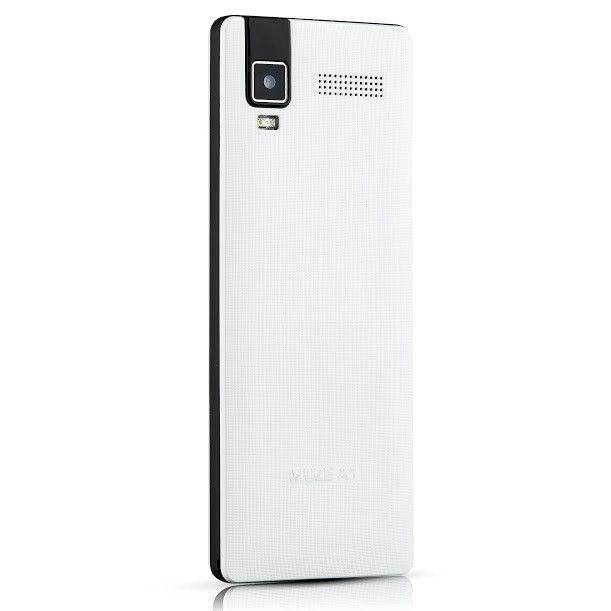 Мобильный телефон Prestigio 1241 DS White - 2