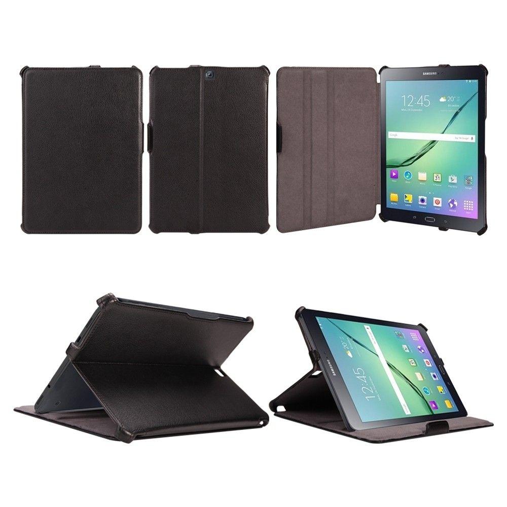 Обложка AIRON Premium для Samsung Galaxy Tab S 2 9.7 Black - 7