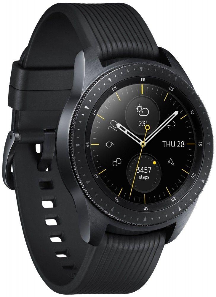 ... Смарт годинник Samsung Galaxy Watch 42mm (SM-R810NZKASEK) Black 3 ... 6a37122b1514f