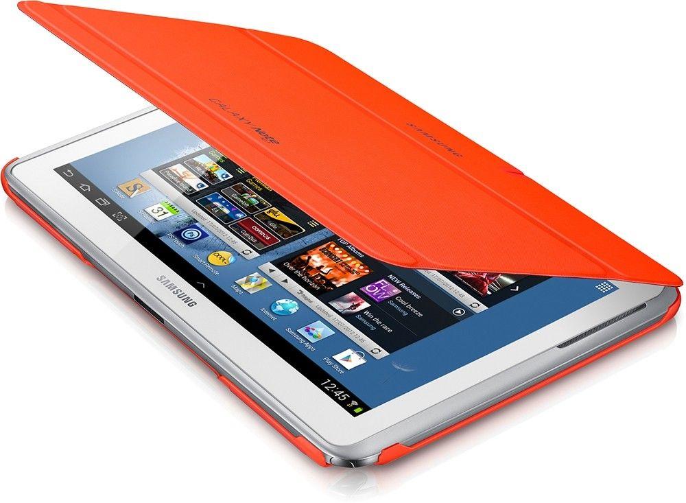 """Обложка Samsung для Galaxy Note 10.1"""" Orange (EFC-1G2NOECSTD) - 1"""