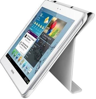 Обложка Samsung для Galaxy Tab 2 10.1 White (EFC-1H8SWECSTD) - 1