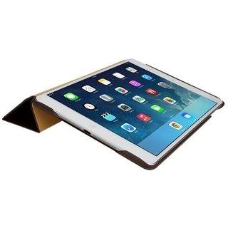 Чехол-книжка для iPad Jison Case Executive Smart Cover for iPad Air/Air 2 Brown (JS-ID5-01H20) - 3