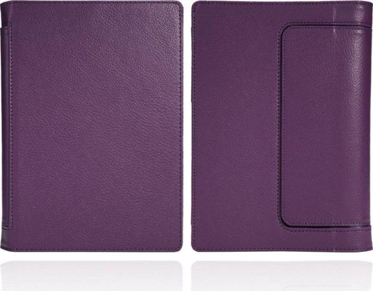Обложка AIRON Premium для Lenovo Yoga Tablet 3 8'' Violet - 4