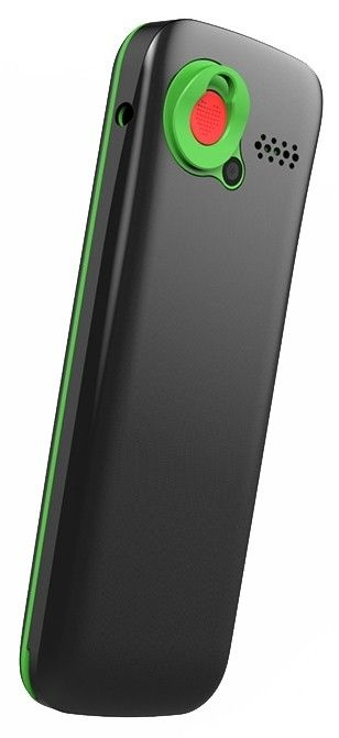 Мобильный телефон Sigma mobile Comfort 50 Mini3 Black-Green - 5