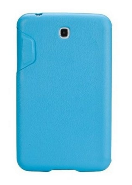 Чехол-книжка Jison Premium Leatherette Smart Case (JS-S21-03H40) Blue for Galaxy Tab 3 7.0 (P3200) - 3