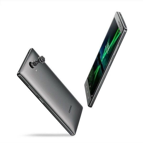 Планшет Lenovo Phablet PB2-650M 3/32GB LTE Gun Metal Grey (ZA190007UA) - 7