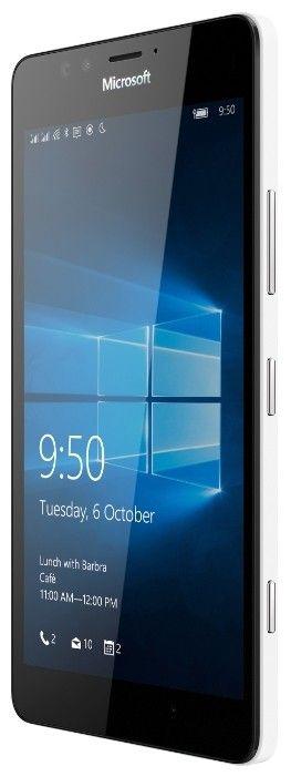 Мобильный телефон Microsoft Lumia 950 White - 3