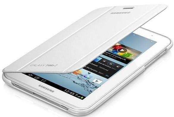 Обложка Samsung для Galaxy Tab 2 7.0 White (EFC-1G5SWECSTD) - 1