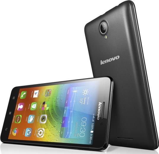 Мобильный телефон Lenovo A5000 Black - 5
