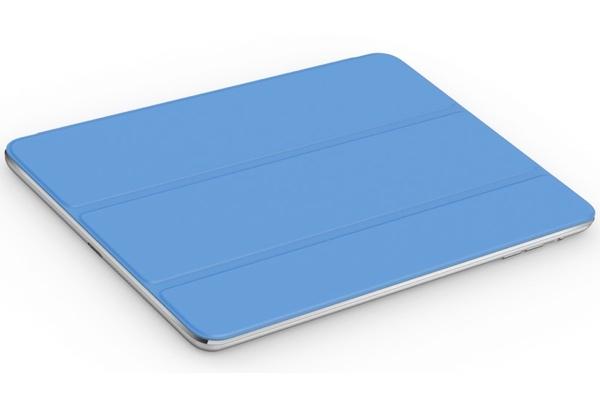 Чехол-книжка Apple Smart Cover Polyurethane для iPad mini Retina (MD970) Blue - 1