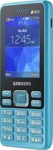 Мобильный телефон Samsung B350E Duos Blue - 3