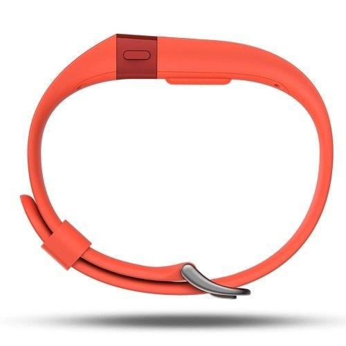 Фитнес-трекер Fitbit Charge HR Large Tangerine - 3