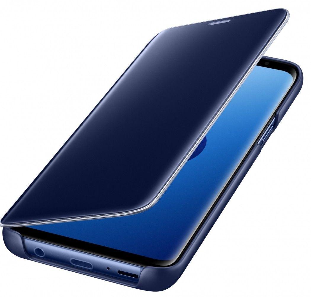Чехол-Книжка Samsung Clear View Standing Cover S9 Blue (EF-ZG960CLEGRU) от Територія твоєї техніки - 4