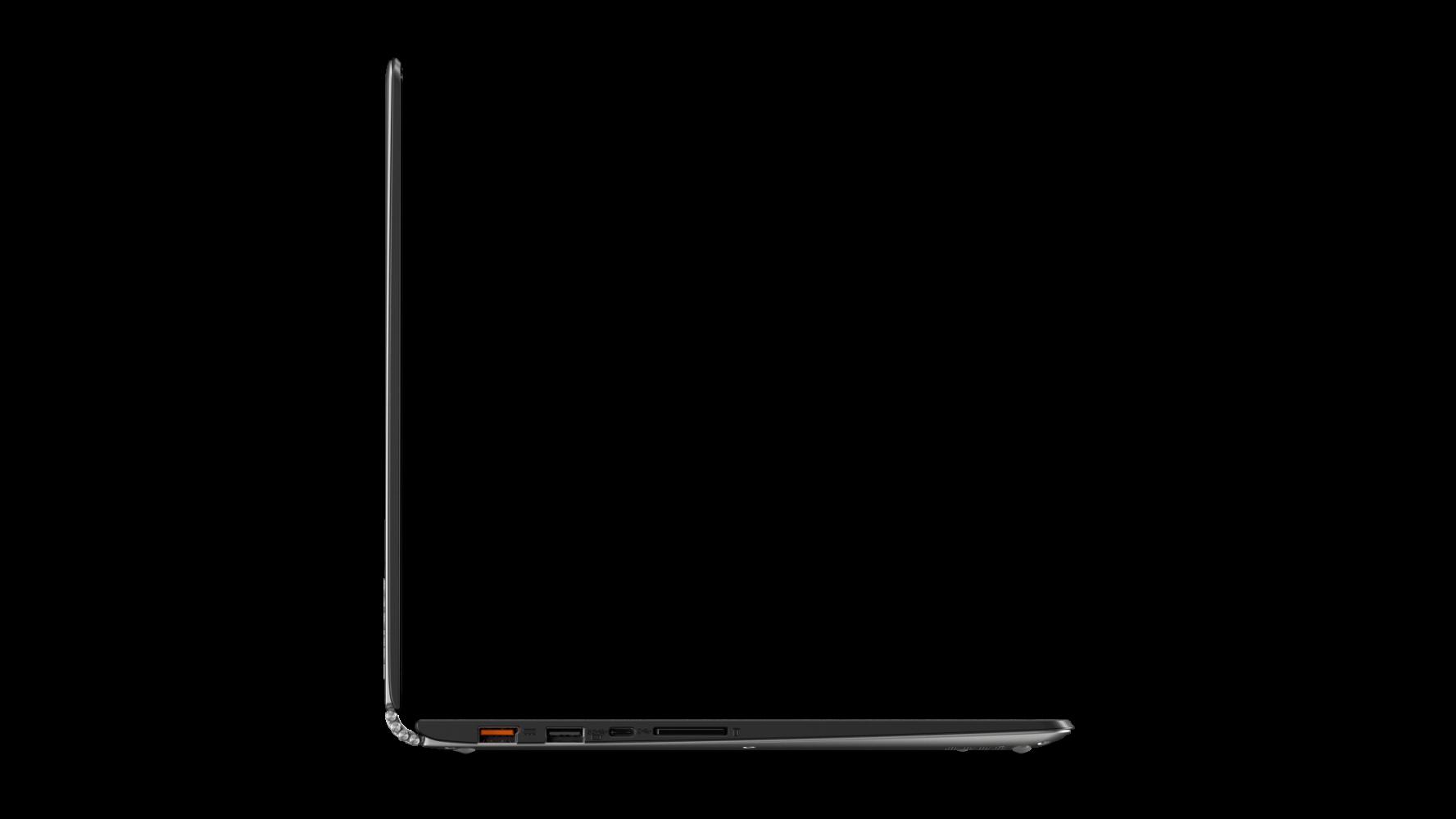 Ноутбук Lenovo Yoga 900-13 (80MK00M8UA) Silver - 2