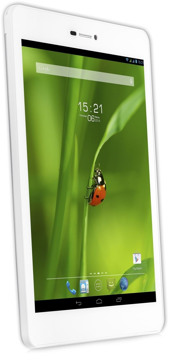Планшет Fly Flylife Connect 7.85 3G 2 White - 3