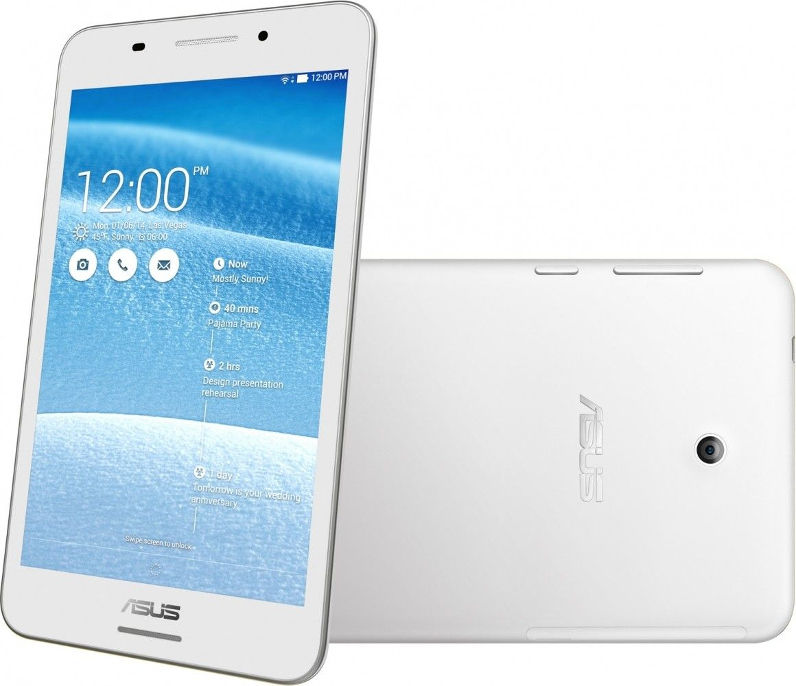 Планшет Asus FonePad 7 8GB White (FE375CXG-1B004A) - 5