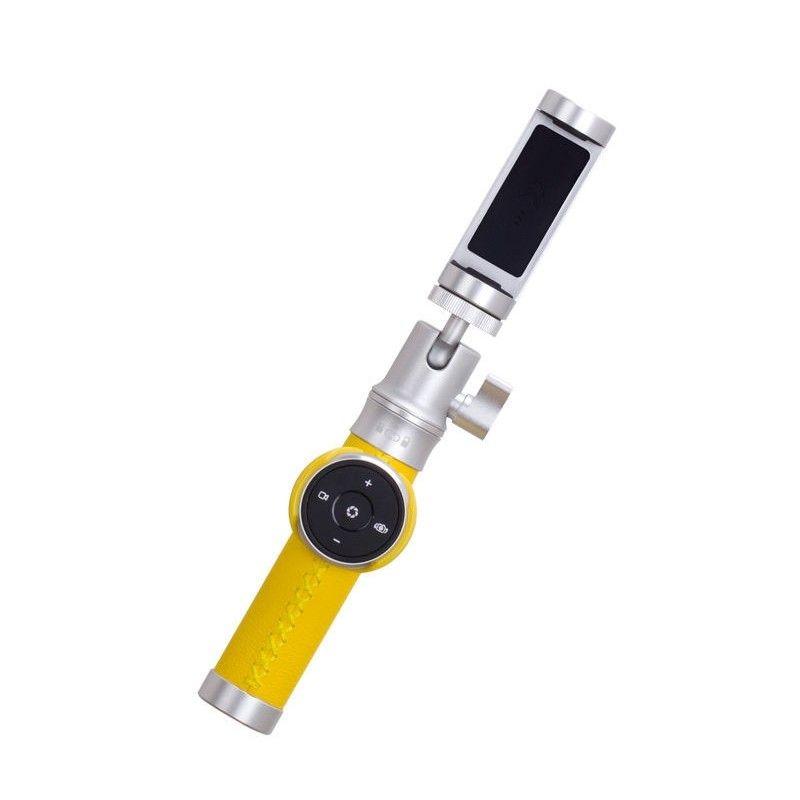 Монопод для селфи MOMAX Selfie Pro Bluetooth Selfie Pod 90cm Silver (KMS4S) - 2