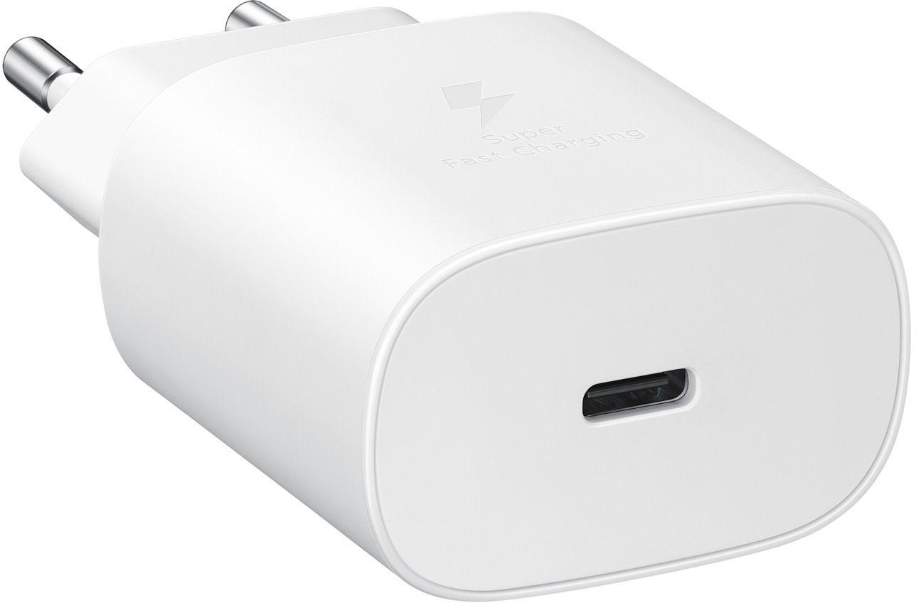 Сетевое зарядное устройство Samsung (EP-TA800XWEGRU) White от Територія твоєї техніки - 2