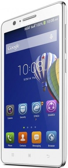 Мобильный телефон Lenovo A536 White - 4