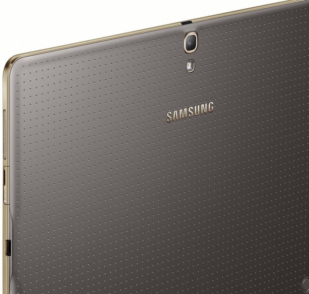 Планшет Samsung Galaxy Tab S 10.5 16GB Titanium Bronze (SM-T800NTSASEK) - 5