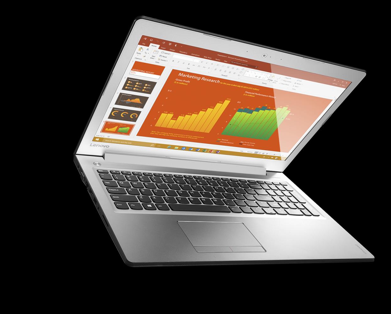 Ноутбук LENOVO IdeaPad 510 (80SR00A8RA) - 4