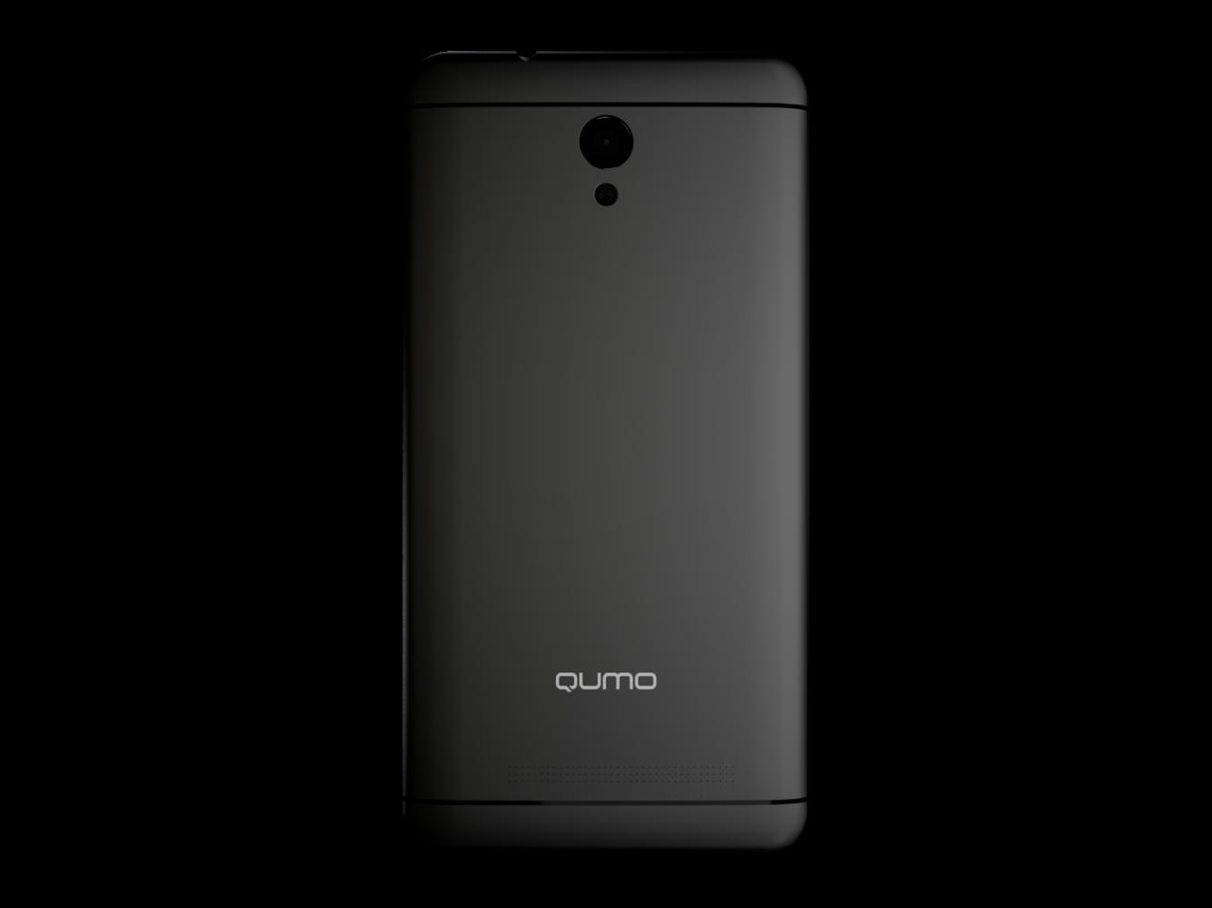 Мобильный телефон Qumo Quest 474 Black - 5