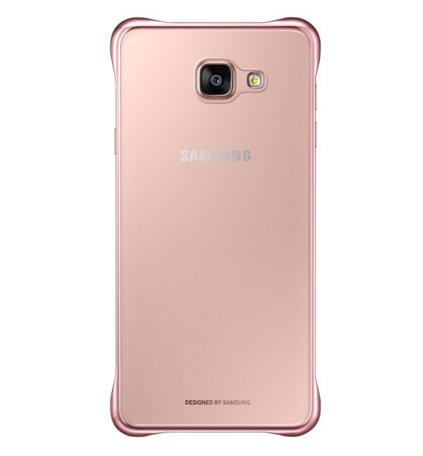 Чехол Samsung A710 EF-QA710CZEGRU Pink Gold - 3